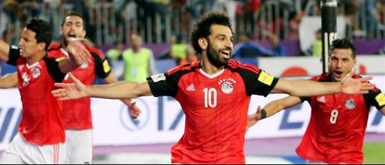 Image result for mohamed salah egypt