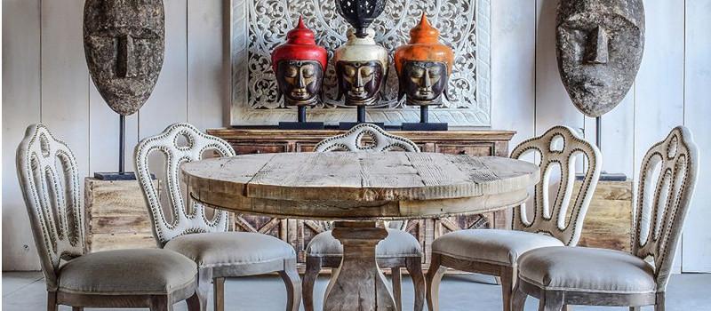 Per abbinare le botti in legno a un bar in stile provenzale briganti può tingere di colore bianco rustico tutti i complementi da arredo in modo da ottenere un abbinamento perfetto all'interno del bar; Tavoli Etnici Provenzali Shabby Chic Nuovi Tavoli Industrial