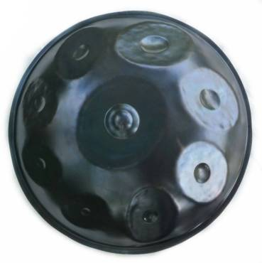 handpan drum D minor
