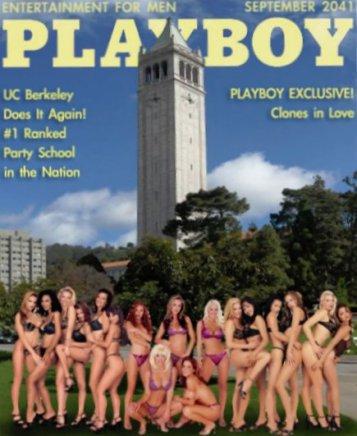 Berkeley Playboy