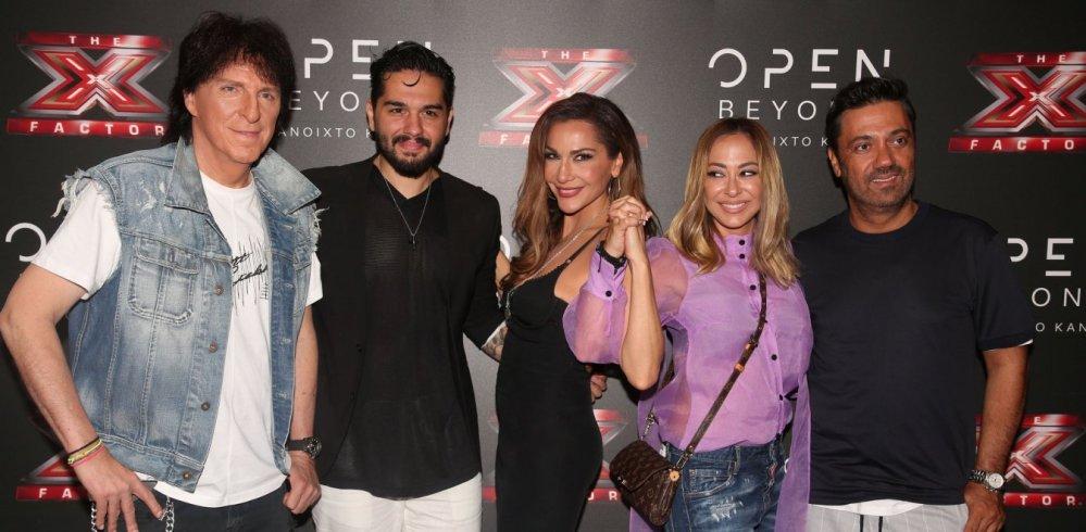 Δέσποινα Βανδή - X Factor πρεμιέρα: Δεν συμφωνώ πάντα με την κριτική επιτροπή