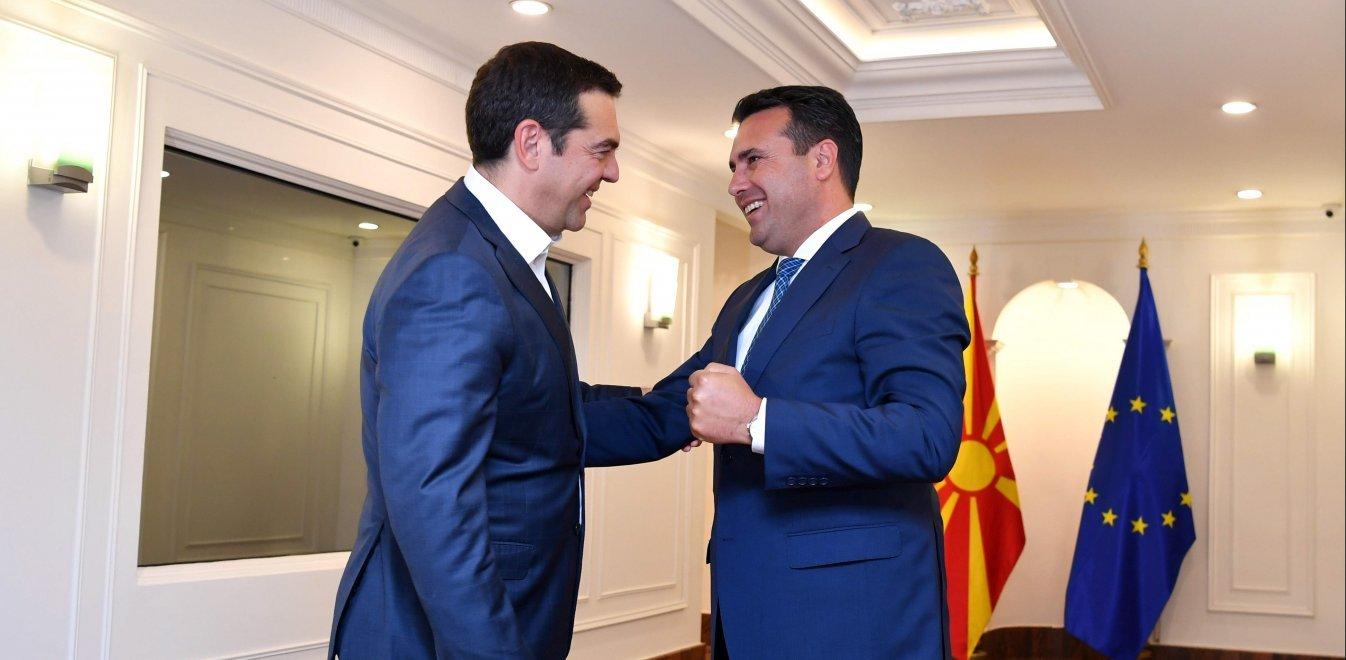 Τσίπρας: Η καθυστέρηση στην ένταξη της Βόρειας Μακεδονίας κρύβει κινδύνους