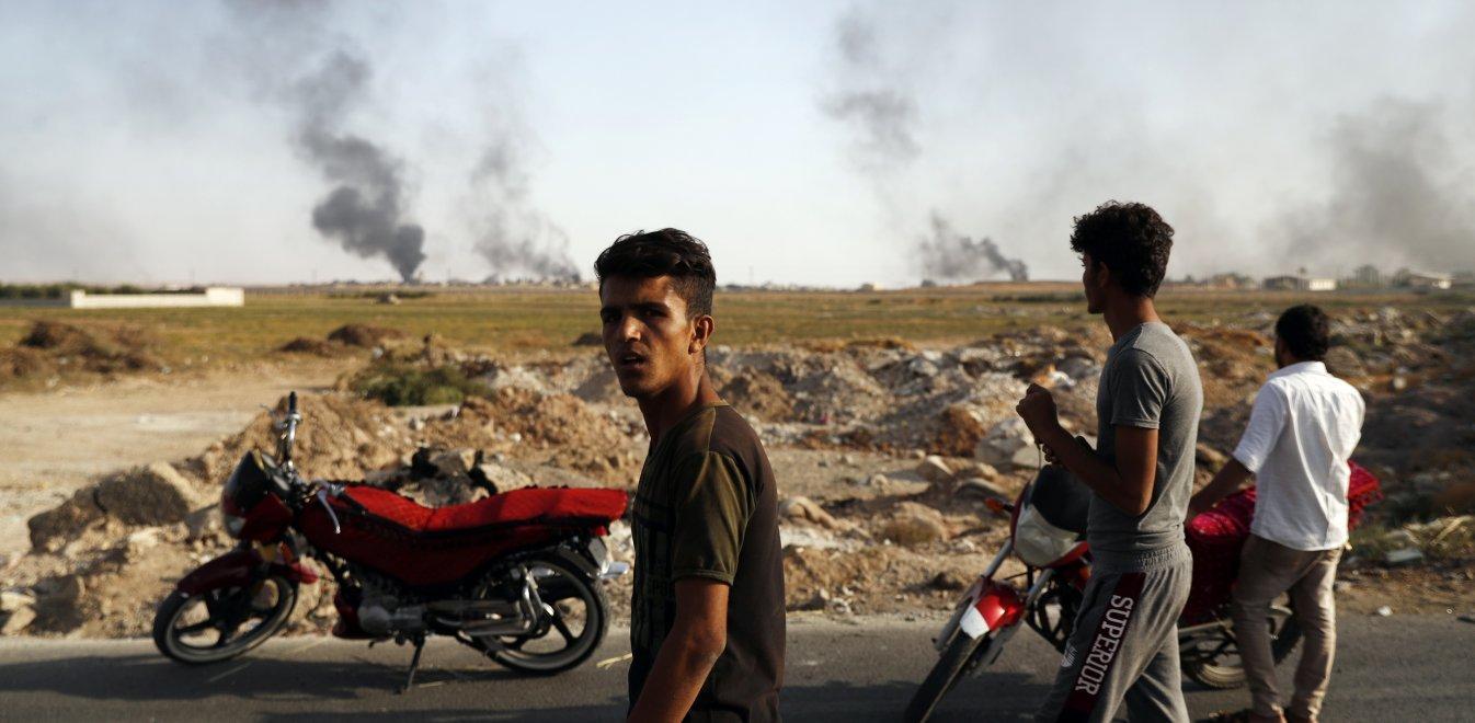 Εφιάλτης στη Συρία: Φόβοι για ατελείωτο κατάλογο θυμάτων από τις συγκρούσεις