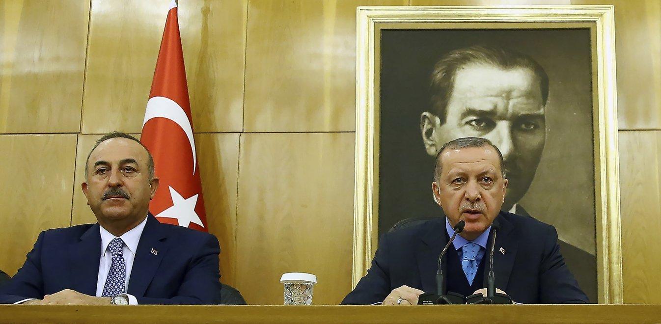 Τουρκική πρόκληση: Μπλόκο στη συμμετοχή της Κύπρου στη Διάσκεψη για τον Αφοπλισμό
