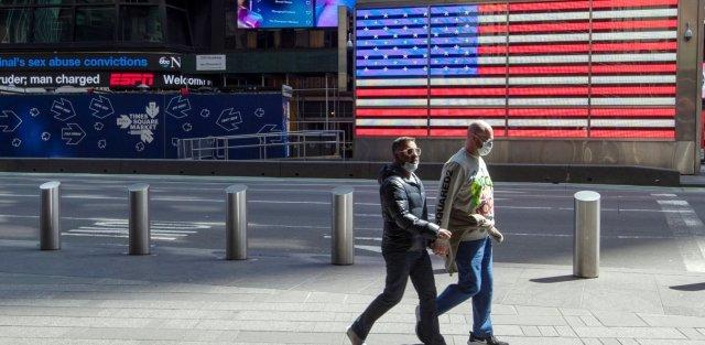 Σπάνε τα αρνητικά ρεκόρ οι ΗΠΑ - Σχεδόν 2.000 νεκροί σε ένα 24ωρο από τον κορονοϊό