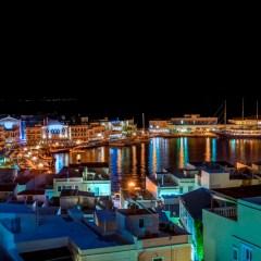 Ξενοδοχείο Εthrion στην Ερμούπολη Σύρος.