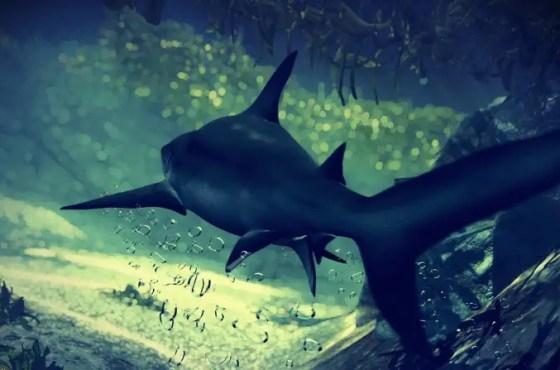 Maneater Impression Action-RPG Open-World-Shark-Simulator?