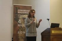Francesca Cirulli, ISS