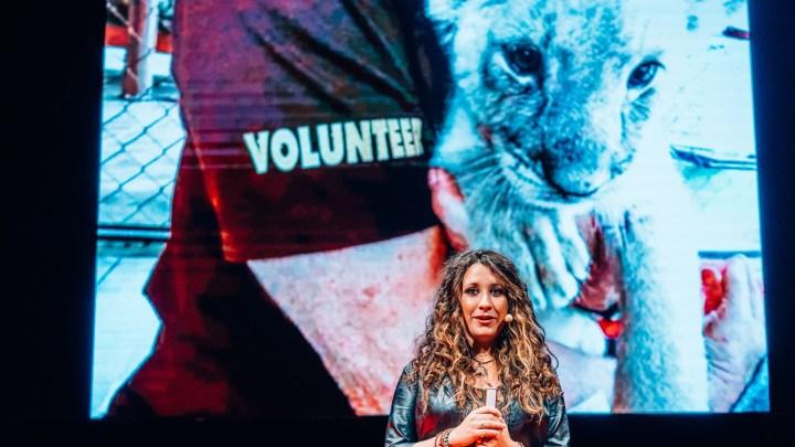 L'etologa Chiara Grasso al TEDxRovigo 2019