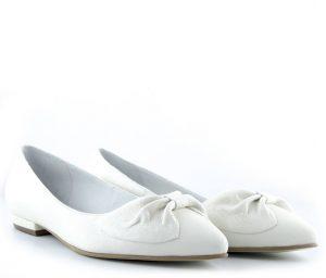 balerini albi de mireasa