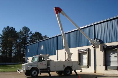 ETI Mobile Crane