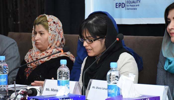 منیژه وافق؛ زن افغان در میان نامزدان 21 رهبر جوان جهان