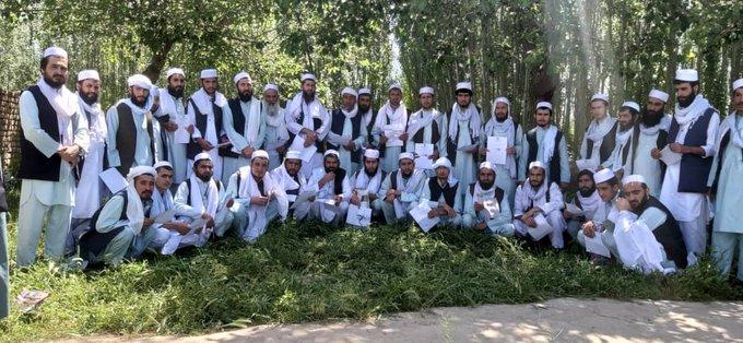 رهایی زندانیان دولت از سوی طالبان