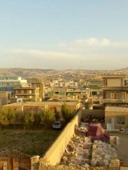 شهر فیروزکوه، مرکز ولایت غور