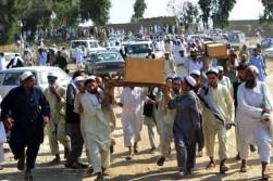 مذاکره در دوحه، کشتار غیرنظامیان در افغانستان؛ سطح خشونت همچنان بلند است