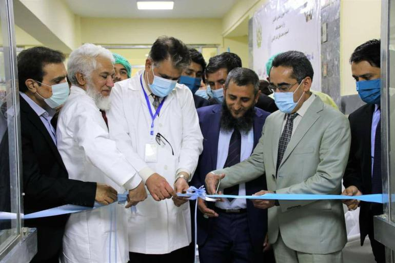 افتتاح نخستین مرکز جراحی قلب