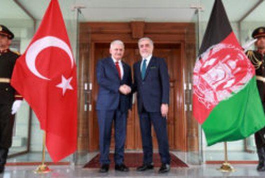 منافع ترکیه در مذاکرات صلح افغانستان