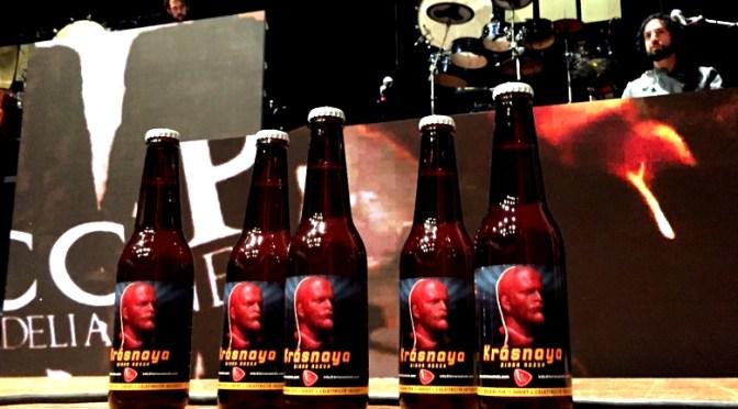 """1 Maggio 2013 – Massimo Moncini e la sua birra """"Nostrale"""""""