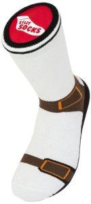 Jesus Sandal Socks