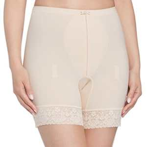 Playtex – Collants gainants Femme Playtex I Can't Believe It's a Girdle Medium Long Leg Panty – Beige (Beige) – FR: 42 (Taille Fabricant: M)