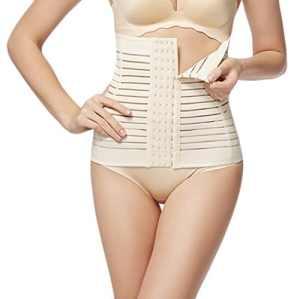 WIDEN ELECTRIC Femmes Shapewear sans couture Body Shaper longue taille Corset formateur Cincher minceur ceinture