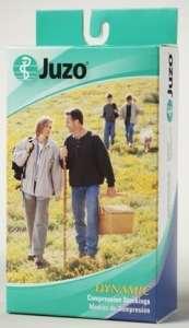 Juzo Soft Knee High 20-30mmHg Open Toe, I, Beige by Juzo