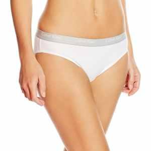 Calvin Klein – Boxer – Sous-vêtement Femme – blanc – 34