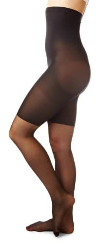 Spanx – Super High Shaping Sheers – Combinaison Gainant – Femme – Noir – Taille 36