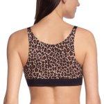 Medela – Soutien-gorge spécial de maternité – Femme – Multicolore (leopard) – 105 – 110 B/C (Taille Fabricant: L)