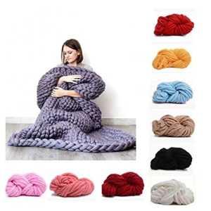 Couverture en laine Couverture tissée à la main Couverture Couverture Couverture Photographie adulte