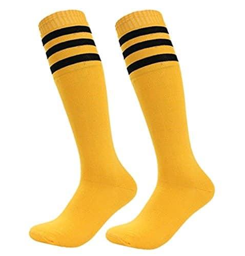 WeiMay – Chaussette de sport – Femme – jaune –