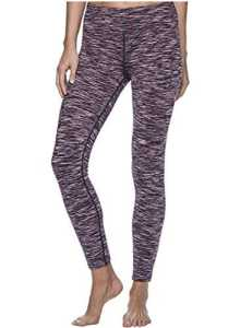 Andrew Marc Femmes Marc De New York Ladies Cold Gear Tight Xx-Large Mlberry Combo