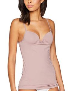Triumph Light Essentials Rich Lace Bra Shirt 01, Maillot De Corps Femme, Violet (Foggy Mauve 6116), 100B