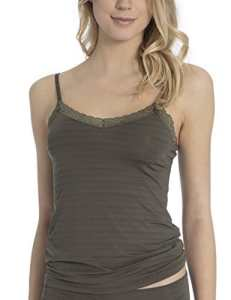 CALIDA Aurelia, Maillot de Corps Femme, Vert (Rosemary Green 699), 46(Taille Fabricant: Medium)