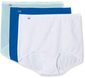 Sloggi Basic+ Maxi C3p, Boxer Femme, Bleu (Blue-Light Combination Gm025), 58