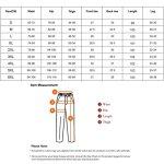 ECYC Pantalons D'Hiver Pour Femmes Pantalon Super éPais En Velours Extensible, Taille Haute, Bleu Marine, 5XL