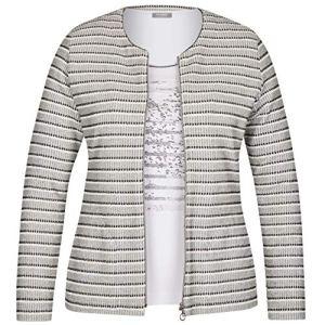 Rabe Lot de 2 Paires de Chaussettes pour Femme – Gris – 42