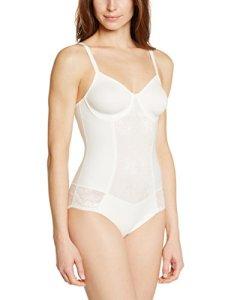 Triumph – Cool Sensation – Body – Uni – Femme – Blanc (Vanille) – FR : 90C (Taille fabricant : 75C)