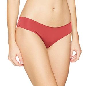 Triumph Lovely Micro Brazilian String, Rose, 40 (Taille Fabricant: Medium) Femme