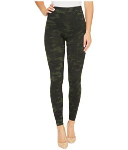 Spanx Fl3515 Leggings, Vert (Green Camo Green Camo), 40 (Taille Fabricant: Large) Femme