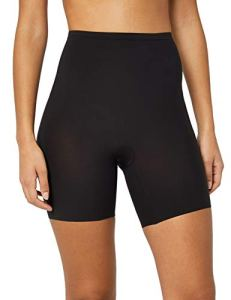 Maidenform Sleek Smoothers – Leggings sculptants – Uni – Femme – Noir (Black) – FR: 48 (Taille fabricant: XXXL)