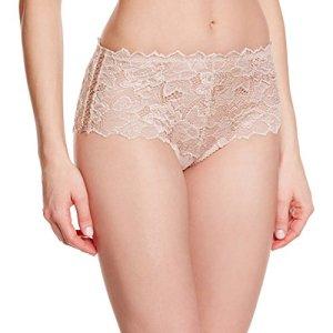 Sans Complexe Arum 61564 – Culotte – Uni – Femme – Beige (Skin) – FR: 38 (Taille fabricant: 38)