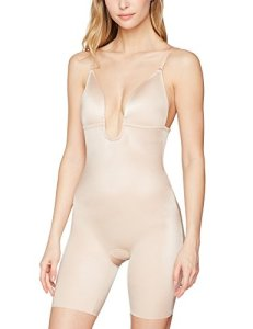 Spanx 10157R Body, Champag Ne Beige, 44 (Taille Fabricant: X-Large) Femme
