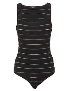 Balmain Luxury Fashion Femme TF10875K0310PA Noir Viscose Body | Printemps-été 20