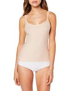 Chantelle DE Soft Stretch Bustier, Beige (Beige Doré 1n), 44 (Taille Fabricant: XL/2XL) Femme