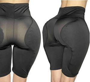 2PS Sous-vêtements pour femme Sous-vêtements Culotte Culotte Culotte Coussinets pour hanches et fesses Body Sculpting Sous-vêtements Hanches Up Amélioré