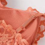 Chenyou Débardeur en dentelle et coton pour femme Sans manches Bretelles Été Tube Imprimé débardeurs Une pièce Femme Camisoles Sous-vêtements Nuisette (Couleur : B, Taille : M)