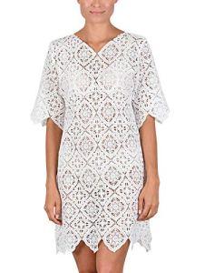 Cybele – Robe de Plage 7-740016 – Femme – Champagne – FR 42