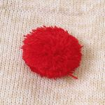 Étoffes de Noël Pull for Les garçons et Les Filles Vêtements de Noël, (Couleur: Rouge Taille: 70) ChunRongShangMaoYouXianGongSi (Color : Red)