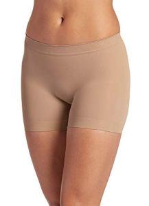 Jockey Women's Underwear Skimmies Short Length Slipshort, light, 2XL